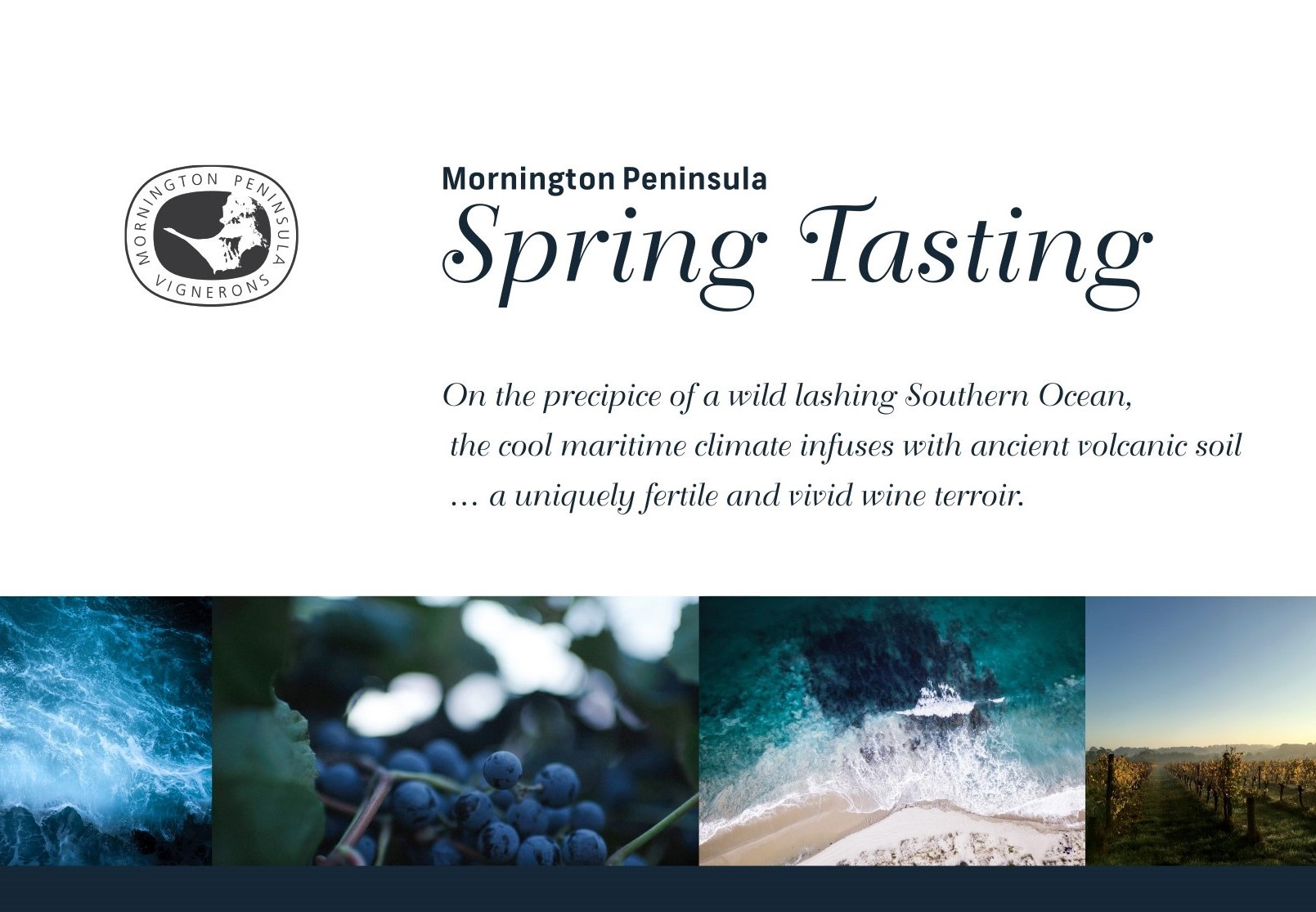 Mornington Peninsula Vignerons On Tour – Spring Tasting